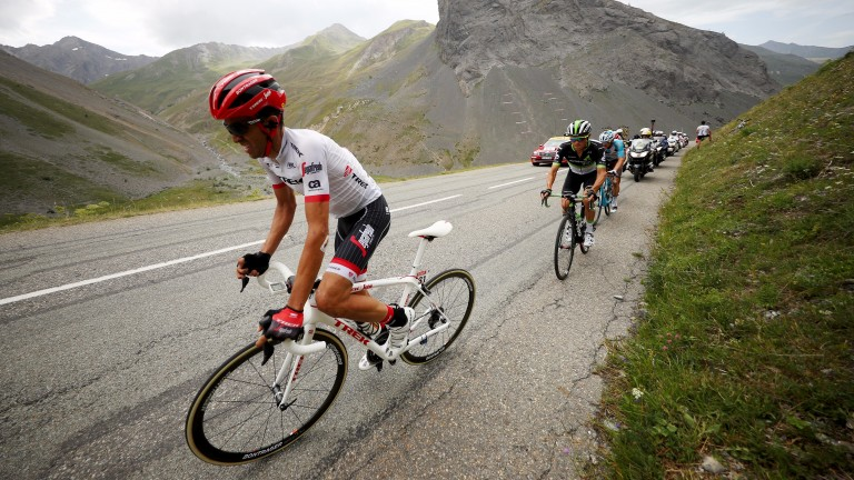 Alberto Contador is looking to retire on a high note