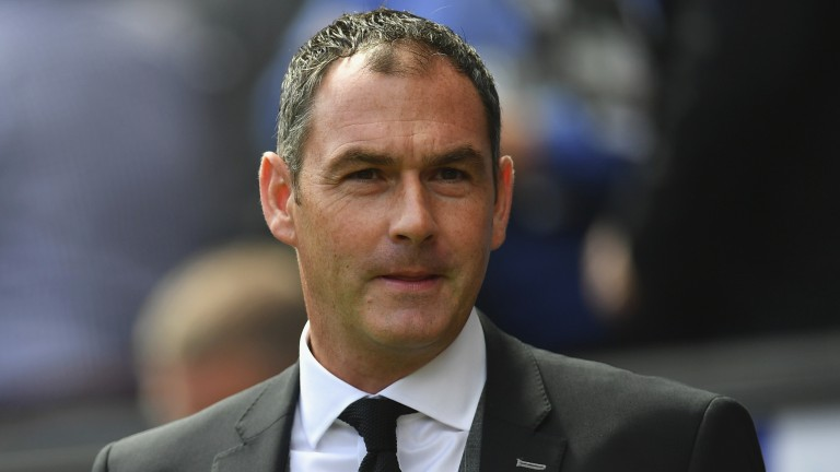 Reading boss Paul Clement