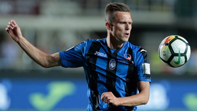 Josip Ilicic arrived in the summer to bolster Atalanta's attacking unit