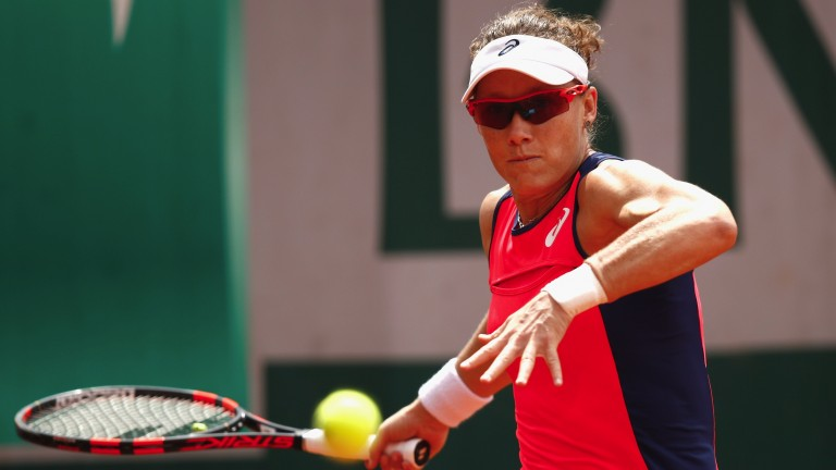 Sam Stosur is a three-time winner in Japan