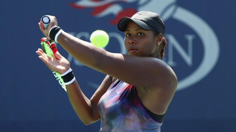 Taylor Townsend is a former Grand Slam junior champion