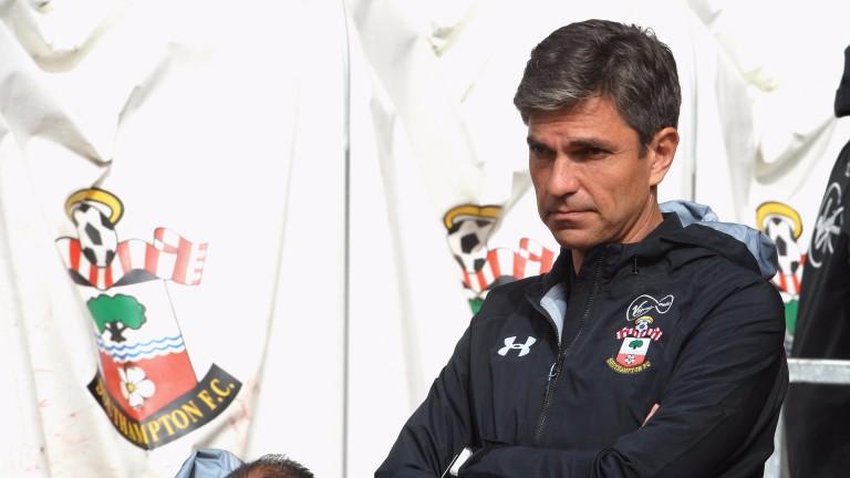 Southampton boss Mauricio Pellegrino