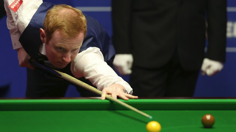Anthony McGill can again prosper in the subcontinent