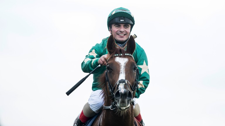 Andrea Atzeni: three Group 1 wins came on Decorated Knight