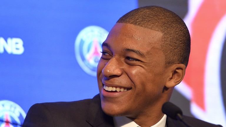 New PSG signing Kylian Mbappe