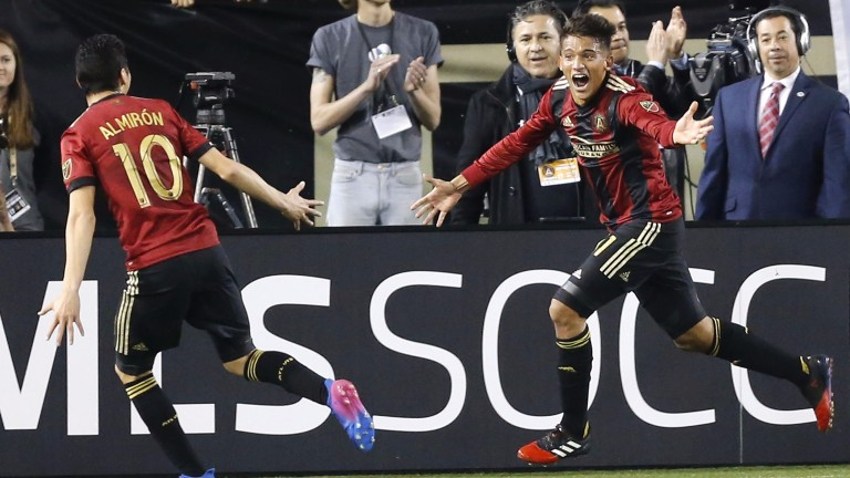 MLS new boys Atlanta have the playoffs in their sights