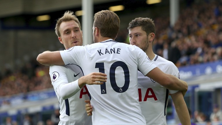 Christian Eriksen and Harry Kane are beginning to click again for Spurs