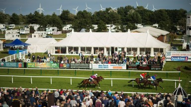 Racing at Yarmouth, which hosts its showpiece meeting, the three-day eastern festival, from Tuesday to Thursday
