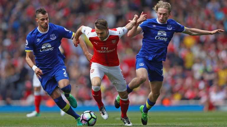 Arsenal and Everton will be representing England in this season's Europa League