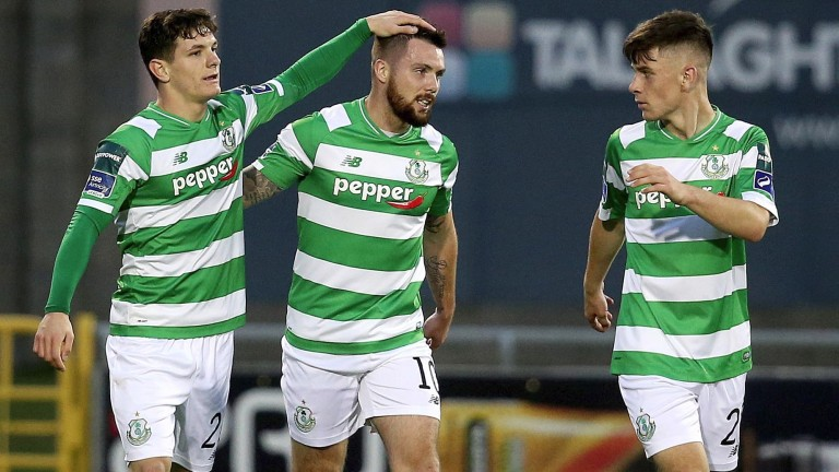 Shamrock Rovers have kept 11 clean sheets in their last 13 league games