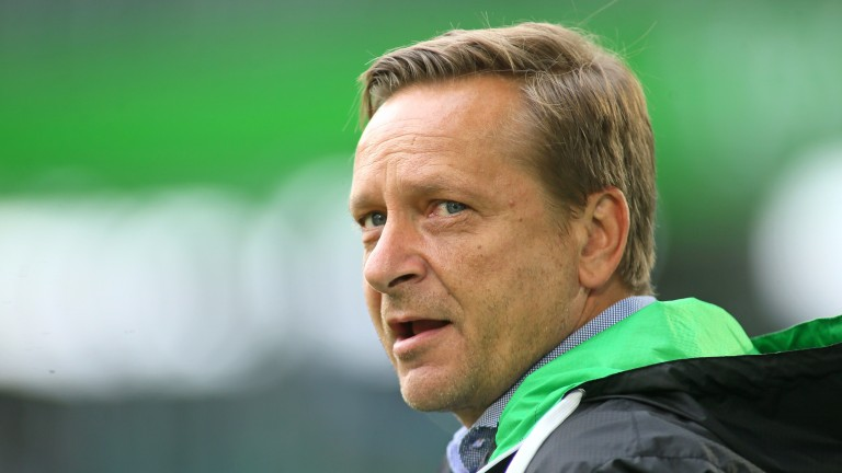 Hannover are motoring under the guidance of Horst Heldt