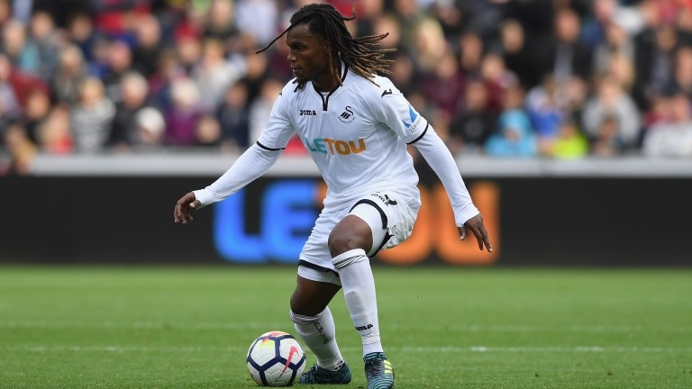 Swansea new boy Renato Sanches