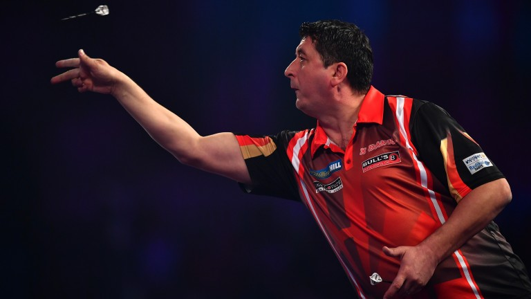 Mensur Suljovic could be set for a big weekend in Cardiff