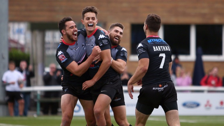 London Broncos can keep it close