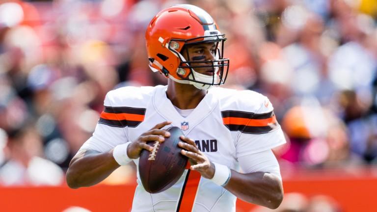 Cleveland quarterback DeShone Kizer