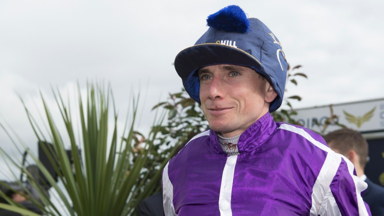 Capri provided Ryan Moore with a first victory in the St Leger