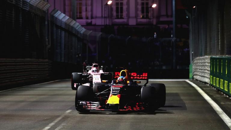 Daniel Ricciardo is a renowned street-circuit racer