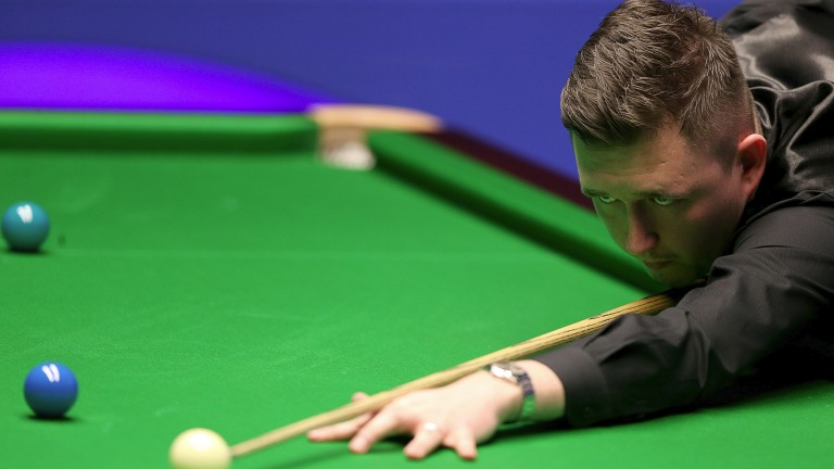 Kyren Wilson won gold at the World Games in July