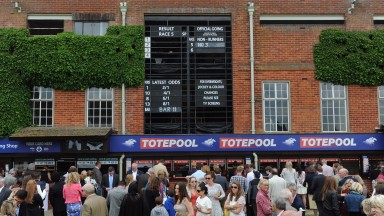 Tote at Newmarket July Course