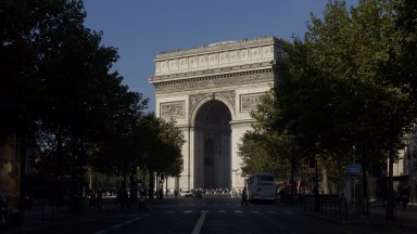 The other Arc de Triomphe is well worth visiting during a trip to Paris