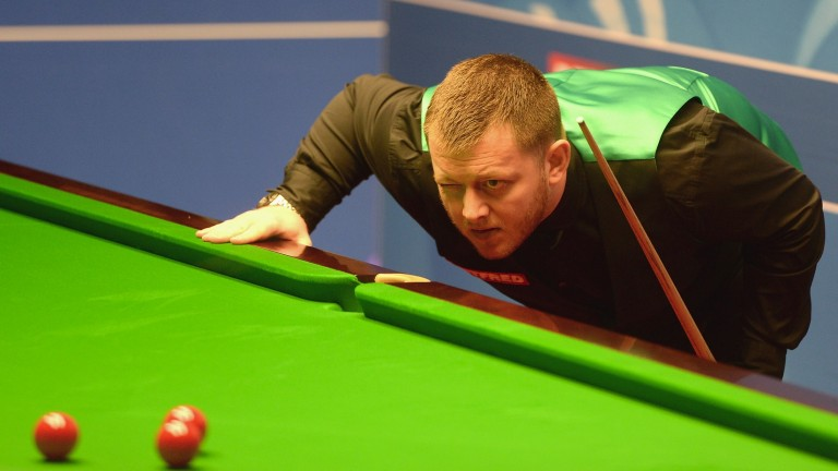 Mark Allen may face a stern opening test in Yushan