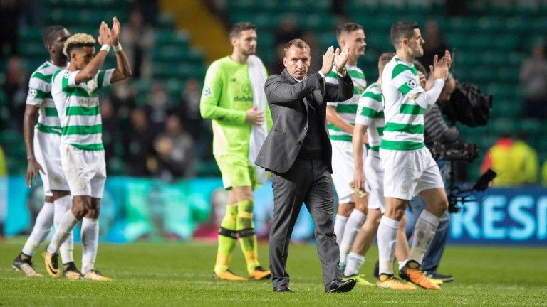 Brendan Rodgers has promised a strong Celtic side