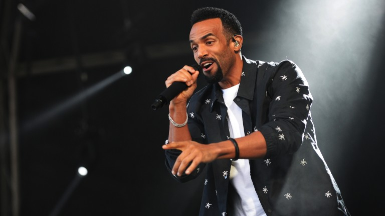 Craig David: Lingfield concert was met with chorus of disapproval