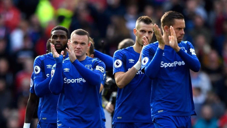 Everton are looking for their first Europa win