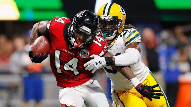 Atlanta gained a valuable win over Green Bay