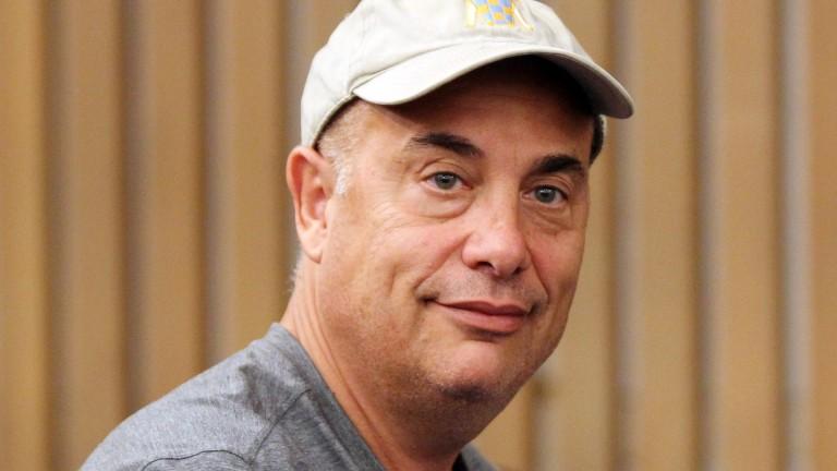 Mark Casse: trainer landed the Warrior's Reward filly for Live Oak Plantation