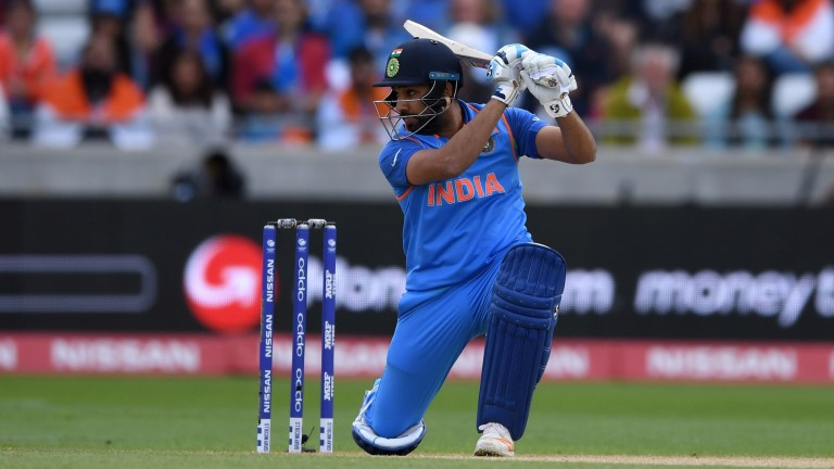 India's Rohit Sharma has a superb one-day record against Australia