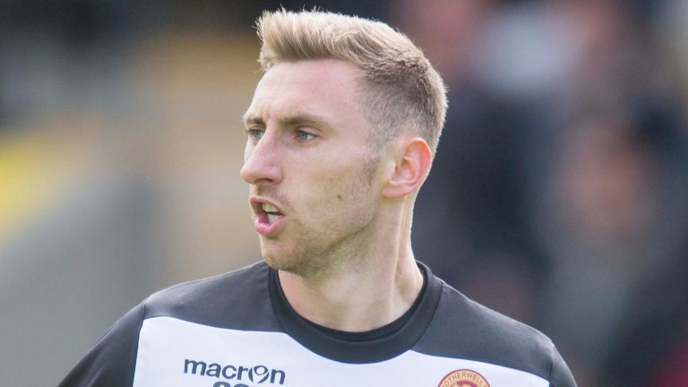 Motherwell's Louis Moult