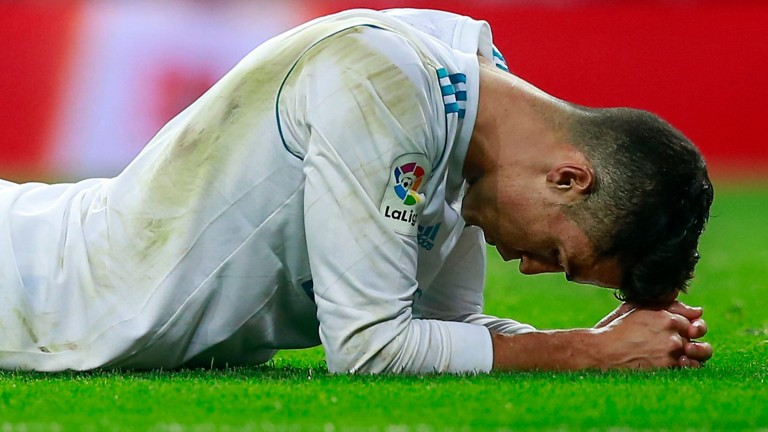 Cristiano Ronaldo sums up the mood of most football punters