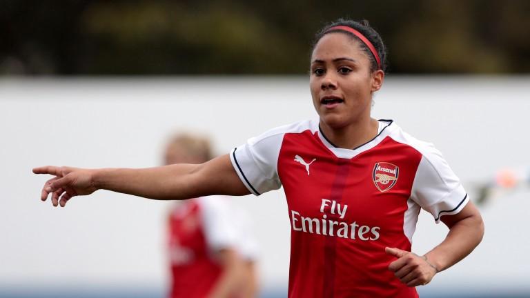 Arsenal's Alex Scott is a key player
