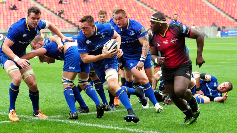 Leinster were easy winners over the Kings in round three