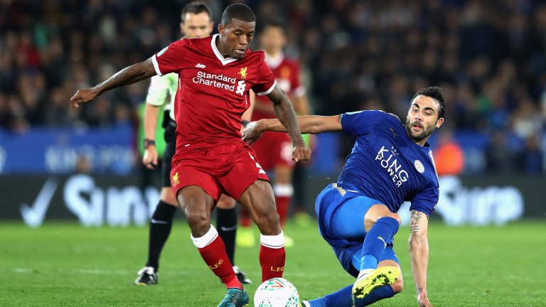 Leicester and Liverpool lock horns for the second time in a week