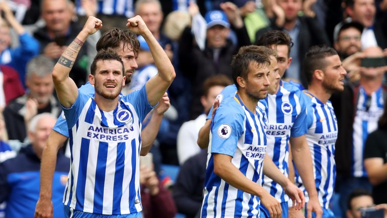 Brighton could have plenty to celebrate