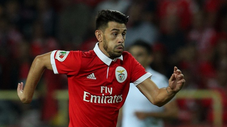Benfica forward Pizzi