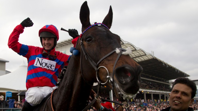 Sprinter Sacre knows all eyes are on him after reclaiming his Champion Chase crown in 2016