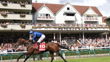 Haydock Park: saving the Ayr Gold Cup a week later than scheduled
