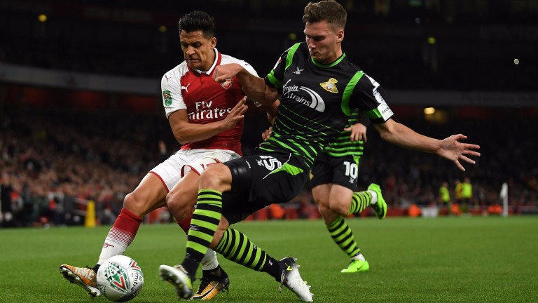 Alexis Sanchez provides an X-factor for Arsenal