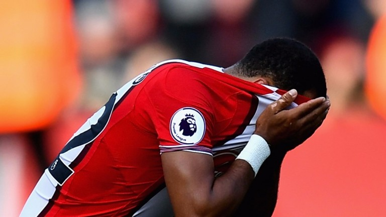 Southampton were frustrated against Manchester United
