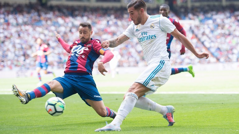 Levante held Real Madrid to a draw
