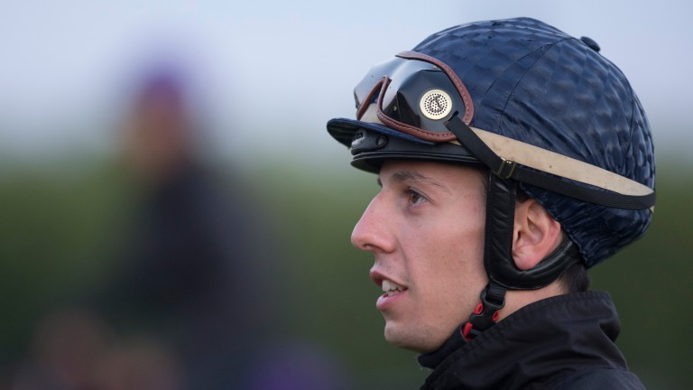 Cristian Demuro was impressed with Port Guillaume at Saint-Cloud on Tuesday