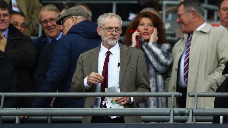 Labour leader Jeremy Corbyn: party set to carry out review of gambling policy