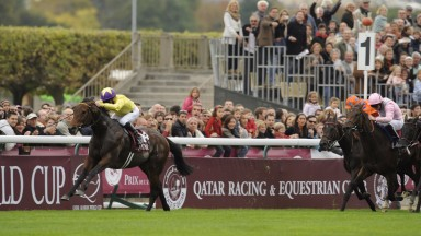Sea the Stars: odds-on Arc favourite struck in 2009
