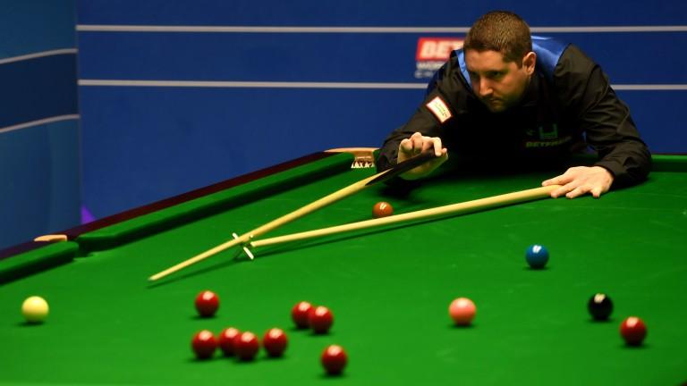 Stuart Carrington hails from the snooker hotspot of Grimsby