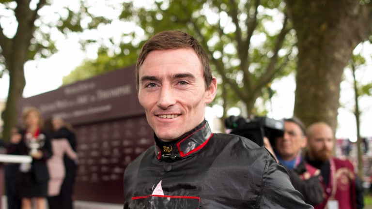 Danny Tudhope: enjoyed his best year in terms of winners and prize-money