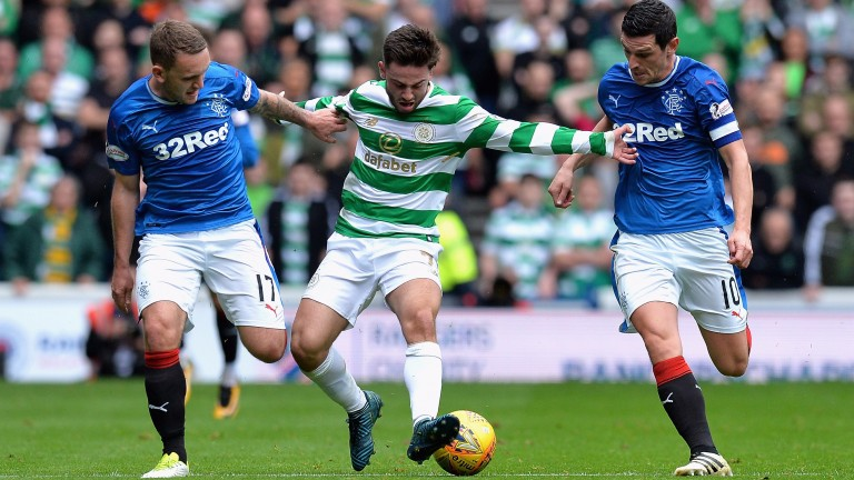 Rangers were lucky to get away with only a 2-0 defeat against Celtic