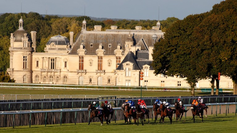 Chantilly: home to stables fit for a prime minister